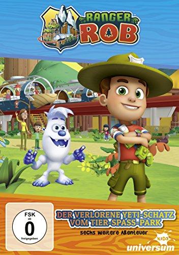 Ranger Rob 1: Der verlorene Yeti-Schatz vom Tier-Spaß-Park