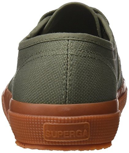 Superga 2750 Cotu Classic - Baskets - Mixte Adulte Verte  (Sherwood Gum)