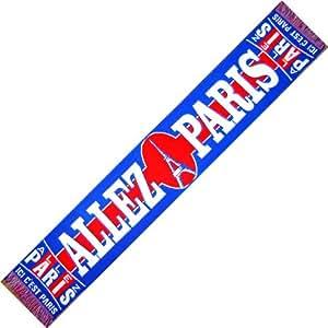 *** PROMOTION *** Echarpe supporter - Paris - Football Ligue 1