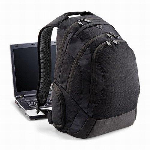 Quadra Vessel Laptop-Rucksack Schwarz (Nike-computer-rucksack)