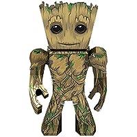 Metal Puzzle Metal Earth - Fascinations, Marvel Guardians of The Galaxy - Groot Rompecabezas de Metal 3D, Modelos de Corte por láser, 3D