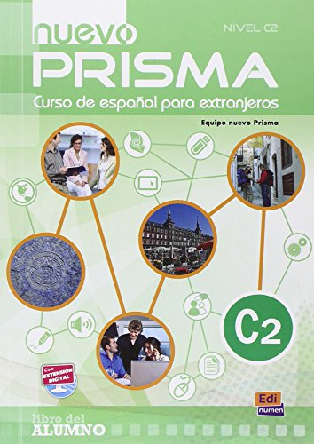 Nuevo Prisma C2: Student Book + CD par Team Edinumen