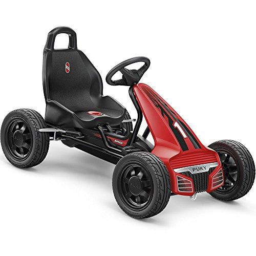 Puky Go-Cart F550L schwarz-rot