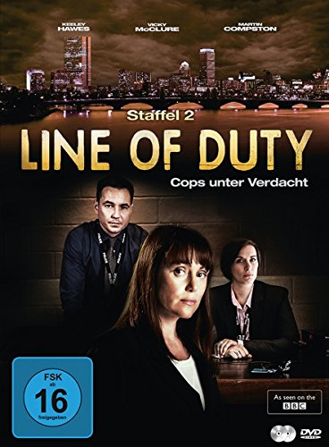 Line of Duty - Cops unter Verdacht, Staffel 2 [2 DVDs]