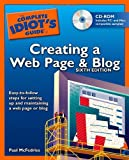 Complete Idiot's Guide to Creating a Web Page and Blog