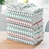 KB Tradax Hotel Quality TERRY TEA TOWEL 100% COTTON SOFT TOUCH in Pack of 2, 4, 6, 8, 10 & 12