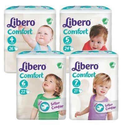 LIBERO COMFORT 4 PANN 7-14 26PZ