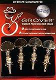 Grover 115N Mécaniques pour Banjo