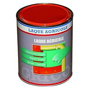 Peinture laque RAL 5005 BLEU pot de 750 ml WILCKENS