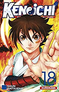 Ken-Ichi Saison 2 Tome 18