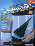 Adjustable Slimming Belt - For customised support and comfort