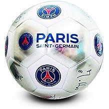 0463ac2bf0 Paris Saint Germain Kids 'PS04548 Signature Football, Argento, Misura 5