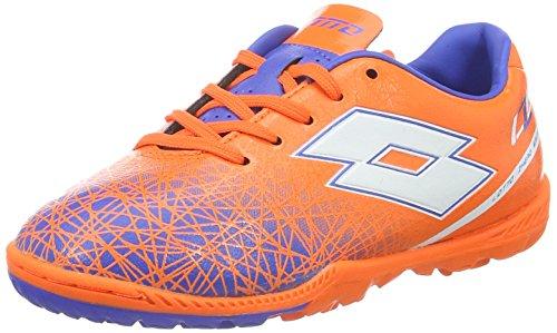 Lotto Sport Unisex-Kinder LZG VIII 700 TF JR Fußballschuhe Orange (FANT FL/WHT) 39 EU (Fußballschuh Kinder Für Lotto)