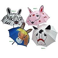 Sweet Motive Umbrella Kids Umbrella choose design Thelwell, Horse etc., Motive:motive 2