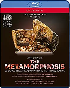 The Metamorphosis [Edward Watson, Laura Day, Nina Goldman, Neil Reynolds] [Blu-ray] [2014] [Region Free]