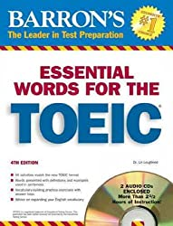 (Barron's Essential Words for the TOEIC [With 2 CDs]) By Lougheed, Lin (Author) Paperback on (05 , 2011)