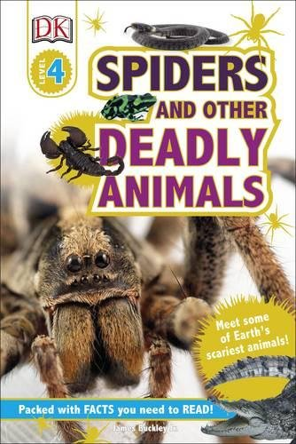 Spiders and Other Deadly Animals Cover Image