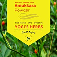 Yogis Herbs Amukkara Powder - (Withania somnifera - Aswagandha Root Powder) 1/2 Lb / 8 oz / 227g – Fresh & Pure