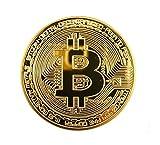 Amazing Style Physische Bitcoin BTC Mining Miner Münze Medaille