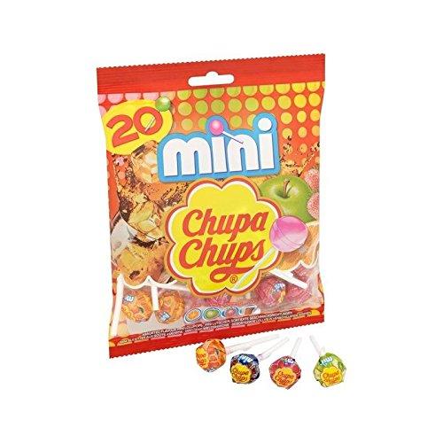 Chupa Chups Mini-Sac 20 Par Paquet