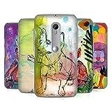 Photo de Head Case Designs Officiel Wyanne Animaux Étui Coque D'Arrière Rigide pour Motorola Téléphones 1 par Head Case Designs