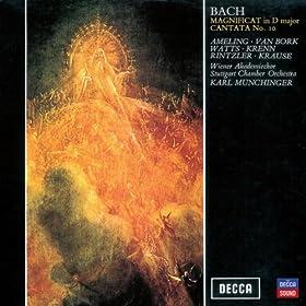 Bach, J.S.: Magnificat; Cantata No.10