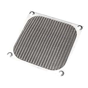 aluminium filtre à poussière garde 12cm 120mm pour ventilateur de boîtier de PC