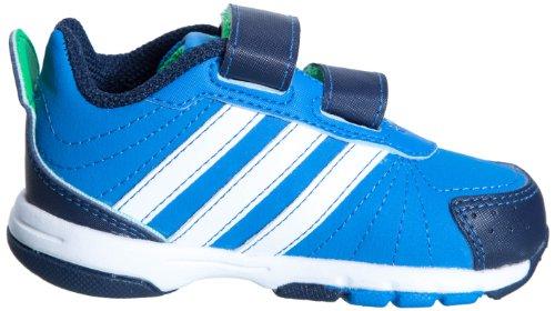 Adidas - Adidas scarpe bambino sneakers azzurre blu Snice 3 CF I D67286 Blu