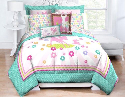 Disney Bambi Comforter with Sham,