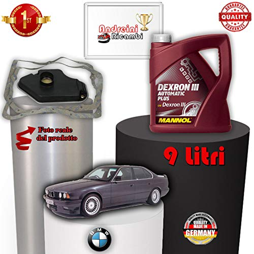 KIT FILTRO CAMBIO AUTOMATICO E OLIO E34 520 i 110KW DAL 1991 -> 1995 1016