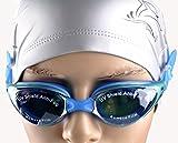 #9: JERN Anti Fog UV Protection Swimming Goggles