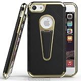 Cocomii Robot Armor iPhone 8/iPhone 7 Custodia Nuovo [Robusto] Fondina Clip da Cintura Cavalletto Antiurto Copertura [Militare Difensore] Case Paraurti for Apple iPhone 8/iPhone 7 (R.Black)