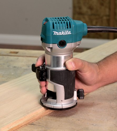 Makita RT0700C 110V Router/ Trimmer and Trimmer Base