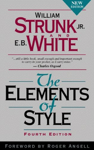 The Elements of Style Test