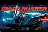 Close Up Blade Runner 2049 Flying Car (91,5cm x 61cm)