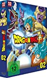 Dragonball Super - 2. Arc: Goldener Freezer - Episoden 18-27 [2 DVDs]