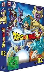 Dragonball Super - 2. Arc: Goldener Freezer - Episoden 18-27 [2 DVDs]