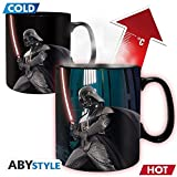 Star Wars XL Thermotasse Darth Vader/Effekt-Tasse aus Keramik