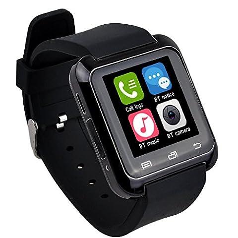 HAMSWAN 2017 Newest Bluetooth Smartwatch Multi-Language Support Smart Wrist Wrap