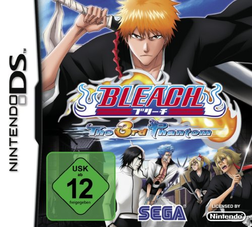 Bleach: The 3rd Phantom (Bleach Ds)