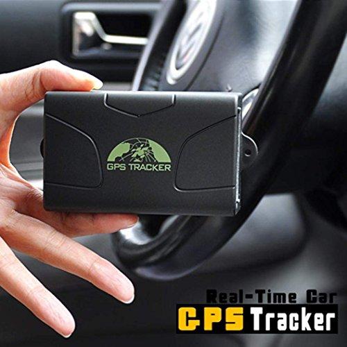 CITTATREND-Localizador GPS Tracker Mejorado Seguidor para Automóvil Coche Vehículo Ciclismo Moto Camión...