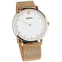 Amazon.es: relojes metalicos hombre movil