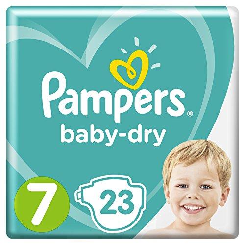 Pampers Baby Dry Gr.7 Extra Large 15+kg Sparpack