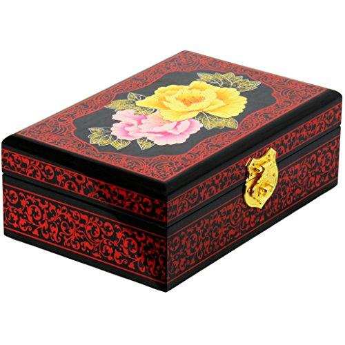 oriental-chino-lacado-joyero-negro-rojo-con-rosa-amarillo-flores-c1-21-005