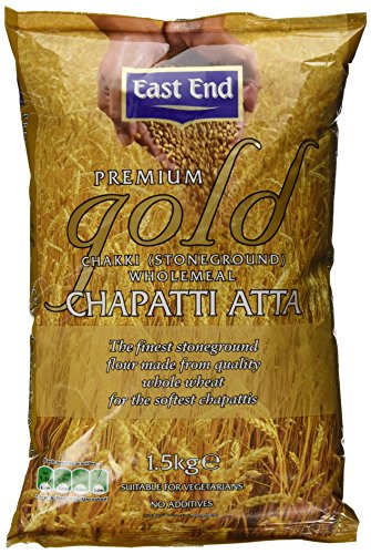 East End Premium Gold Chakki Atta, 1.5kg Test