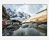 E-Mountain Bike Kalender 2018 by Markus Greber. EMTB E-MTB, EBike E-Bike, E-Mountainbike EMountainbike, MTB, Bike, Mountainbike Wandkalender im DIN A2 Format (2018)