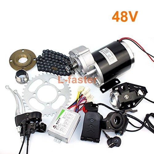 Kit eléctrico conversión triciclo 24V36V48V 450W