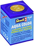 Revell Aqua Color 36192 - Revell - Aqua Color messing, metallic, 18 ml