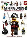 LEGO Minifiguren Das große Stickerbuch