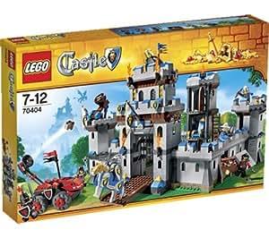 LEGO Castle - Le château-fort (70404) + Castle - L'évasion (70401)